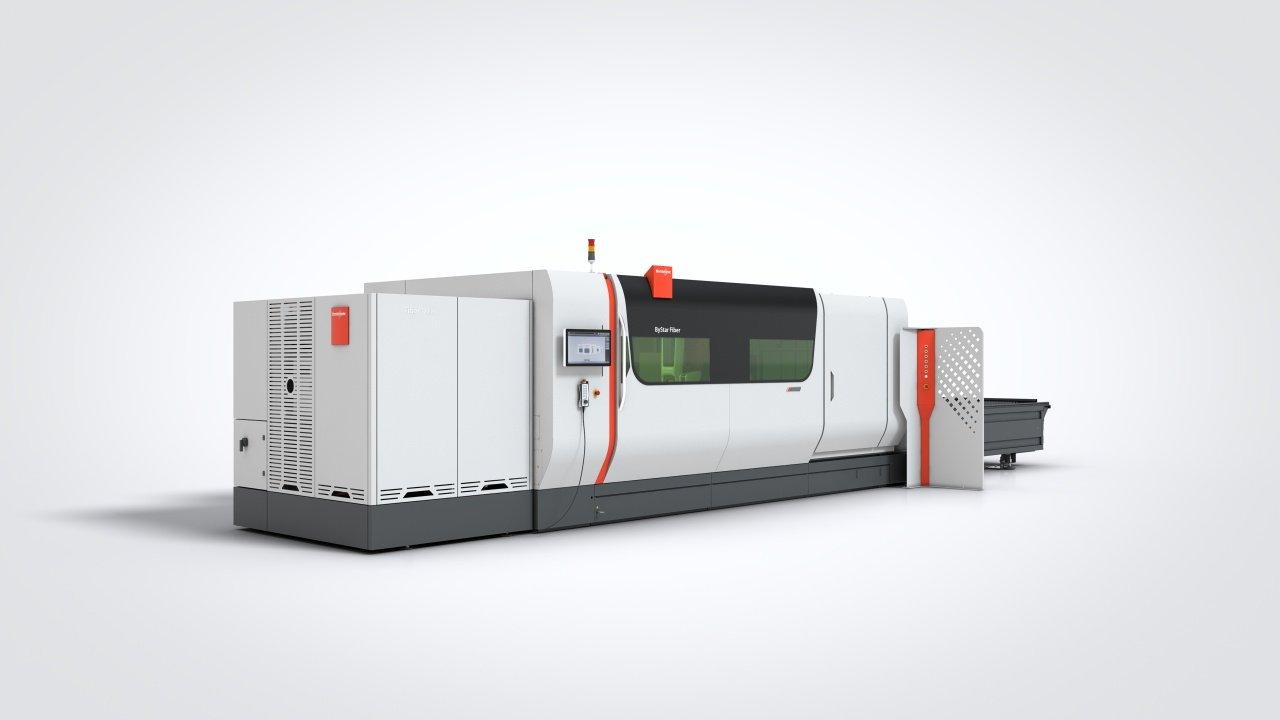 Machine découpe laser Bystar 3015